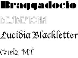 crazy-fonts
